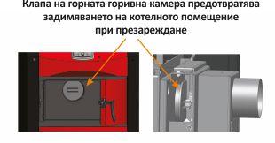 Предимства на Пиролизен котел BURNiT PyroBurn Alpha