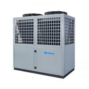 Термопомпа въздух вода EVI Серия за отопление и охлаждане до -25 градуса