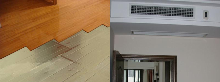 Термопомпа въздух вода - EVI отопление и Охлаждане до -25 градуса