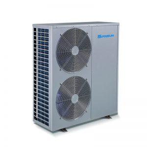 Термопомпа въздух вода Тринити EVI Серия за отопление до -25 градуса
