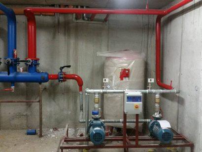 Направа на хидрофорно помещение