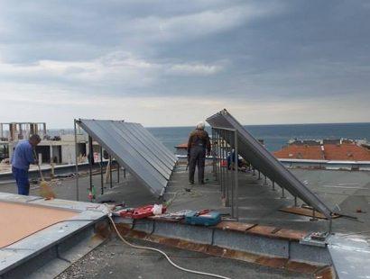 Монтаж на Соларни системи от Клима Калор Пловдив