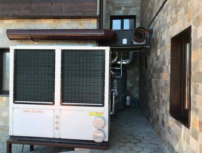 Термопомпи на гарантирано най-ниски от Клима Калор Пловдив