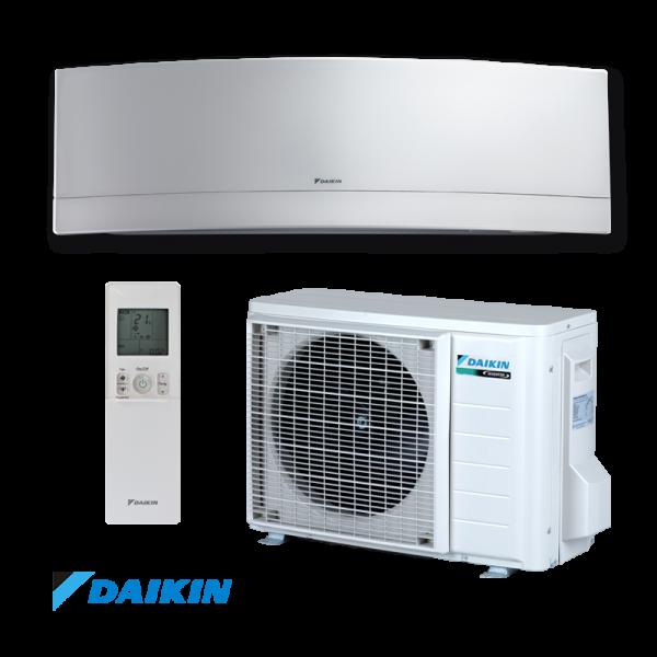 Инверторен климатик Daikin Emura FTXG25LS / RXG25L на супер цени в Пловдив от Клима Калор ЕООД