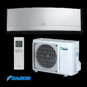 Инверторен климатик Daikin Emura FTXJ25MS / RXJ25M на супер цени в Пловдив от Клима Калор ЕООД
