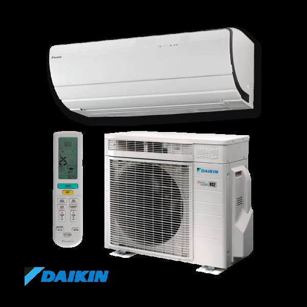 Инверторен климатик Daikin Ururu Sarara FTXZ25N / RXZ25N на супер цени в Пловдив от Клима Калор ЕООД