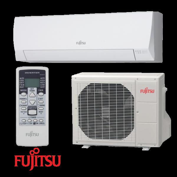 Инверторен климатик Fujitsu ASYG09LLCC / AOYG09LLCC на супер цени в Пловдив от Клима Калор ЕООД