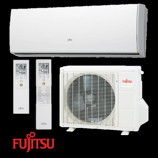Инверторен климатик Fujitsu ASYG09LUCA / AOYG09LUC на супер цени в Пловдив от Клима Калор ЕООД