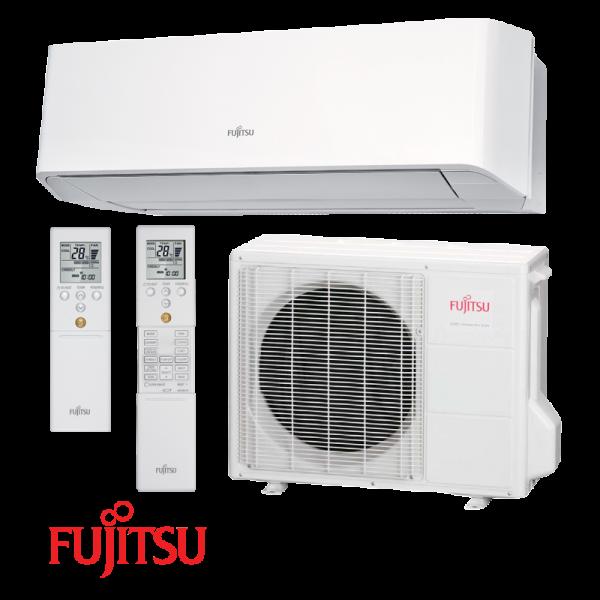 Инверторен климатик Fujitsu ASYG12LMCE / AOYG12LMCE на супер цени в Пловдив от Клима Калор ЕООД