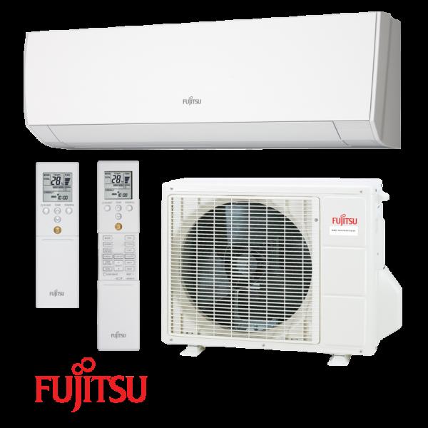 Инверторен климатик Fujitsu ASYG14LMCA / AOYG14LMCA на супер цени в Пловдив от Клима Калор ЕООД