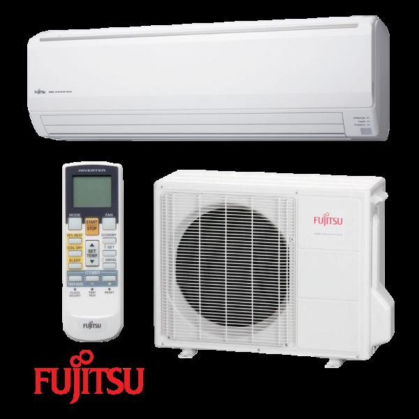 Инверторен климатик Fujitsu ASYG18LFCA / AOYG18LFC на супер цени в Пловдив от Клима Калор ЕООД