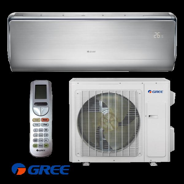 Инверторен климатик Gree U-Crown GWH12UB / K3DNA4F на супер цени в Пловдив от Клима Калор ЕООД