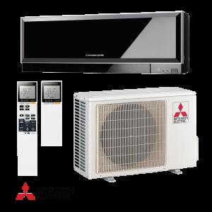 Инверторен климатик Mitsubishi Electric MSZ-EF25VE2B / MUZ-EF25VE на супер цени в Пловдив от Клима Калор ЕООД