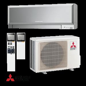 Инверторен климатик Mitsubishi Electric MSZ-EF25VE2S / MUZ-EF25VE на супер цени в Пловдив от Клима Калор ЕООД
