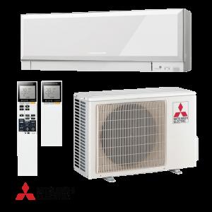 Инверторен климатик Mitsubishi Electric MSZ-EF25VE2W / MUZ-EF25VE на супер цени в Пловдив от Клима Калор ЕООД