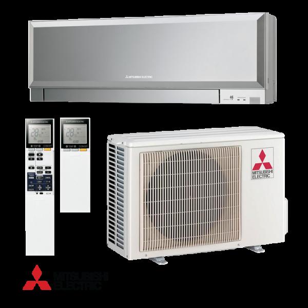 Инверторен климатик Mitsubishi Electric MSZ-EF35VE2S / MUZ-EF35VE на супер цени в Пловдив от Клима Калор ЕООД