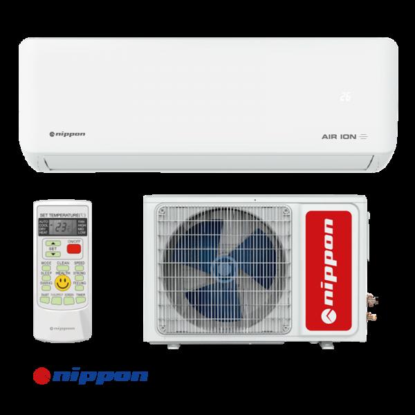 Инверторен климатик Nippon KFR 12DC ION на супер цени в Пловдив от Клима Калор ЕООД