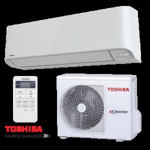 Инверторен климатик Toshiba Mirai RAS-10BKV-E / RAS-10BAV-E на супер цени в Пловдив от Клима Калор ЕООД