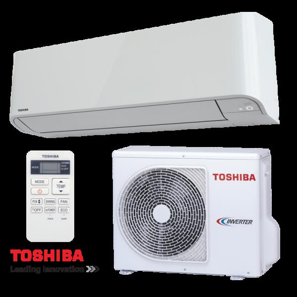 Инверторен климатик Toshiba Mirai RAS-16BKV-E / RAS-16BAV-E на супер цени в Пловдив от Клима Калор ЕООД