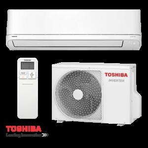 Инверторен климатик Toshiba Shorai RAS-10PKVSG-E / RAS-10PAVSG-E на супер цени в Пловдив от Клима Калор ЕООД