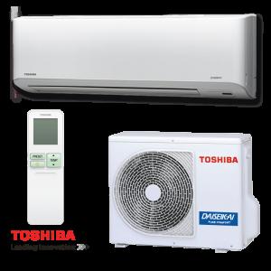 Инверторен климатик Toshiba Super Daiseikai 6,5 RAS-B10N3KVP-E / B10N3AVP-E