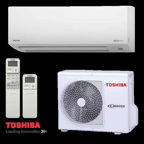 Инверторен климатик Toshiba Suzumi Plus RAS-B13N3KV2-E1 / RAS-13N3AV2-E на супер цени в Пловдив от Клима Калор ЕООД