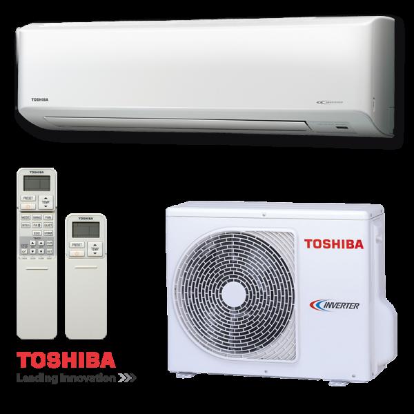 Инверторен климатик Toshiba Suzumi Plus RAS-B18N3KV2-E1 / RAS-18N3AV2-E на супер цени в Пловдив от Клима Калор ЕООД