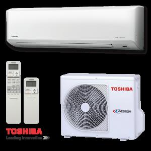 Инверторен климатик Toshiba Suzumi Plus RAS-B22N3KV2-E1 / RAS-22N3AV2-E на супер цени в Пловдив от Клима Калор ЕООД