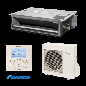 Канален климатик Daikin FDXS60F / RXS60L