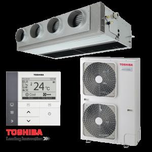 Канален климатик Toshiba RAV-SM1606BTP-E / RAV-SM1603ATP-E