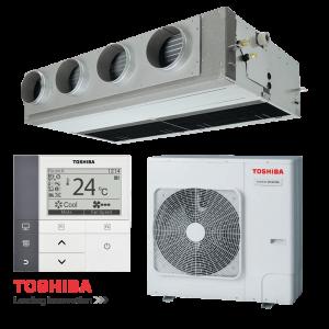 Канален климатик Toshiba RAV-SM566BTP-E / RAV-SM564ATP-E на супер цени в Пловдив от Клима Калор ЕООД