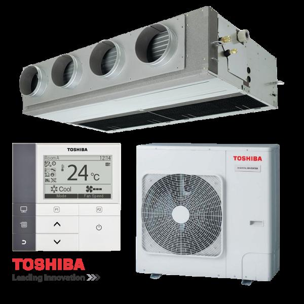 Канален климатик Toshiba RAV-SM566BTP-E / RAV-SM564ATP-E