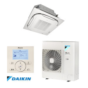 Касетъчен климатик Daikin FCAG100A / RZASG100MY1 - трифазeн