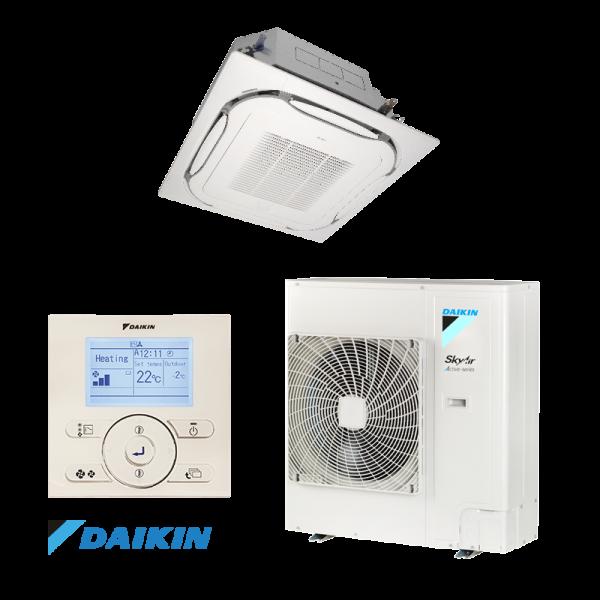 Касетъчен климатик Daikin FCAG125A / AZAS125MV1