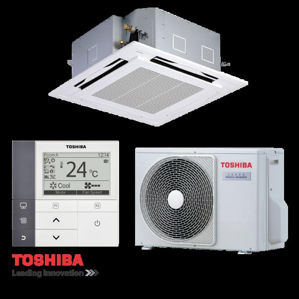 Касетъчен климатик Toshiba RAV-SM564UTP-E / RAV-SM564АTP-E на супер цени в Пловдив от Клима Калор ЕООД