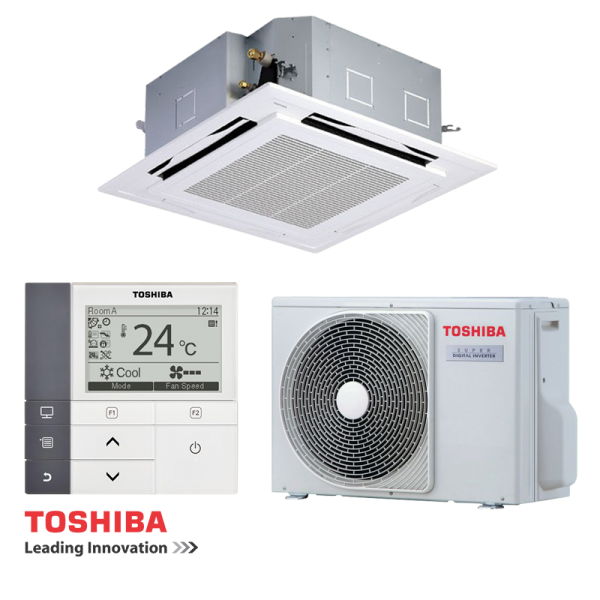 Касетъчен климатик Toshiba RAV-SM804UTP-E / RAV-SM804АTP-E на супер цени в Пловдив от Клима Калор ЕООД