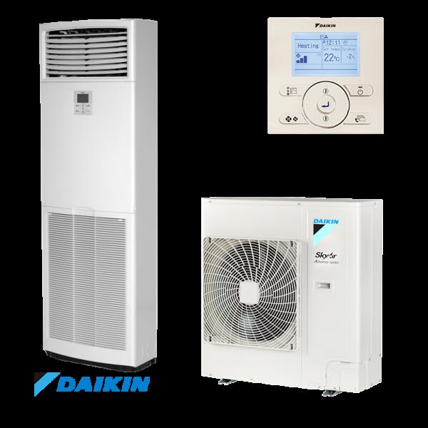 Колонен климатик Daikin FVA140A / RZASG140MY1 - трифазен