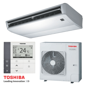 Таванен климатик Toshiba RAV-SM1107CTP-E / RAV-SM1104ATP-E на супер цени в Пловдив от Клима Калор ЕООД