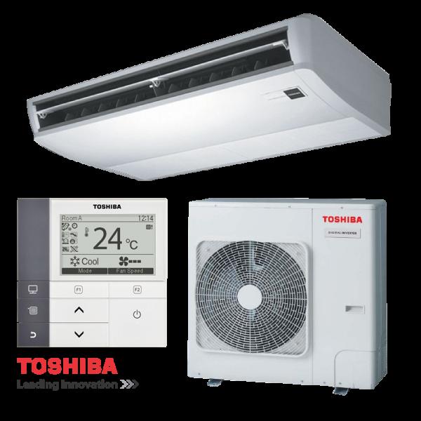 Таванен климатик Toshiba RAV-SM1407CTP-E / RAV-SM1404ATP-E на супер цени в Пловдив от Клима Калор ЕООД