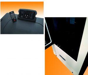 Пелетнa каминa PD AMBIENT 4G Контролер