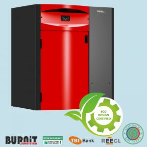 Пелетен котел BURNiT Pell Easy XL 35 KW