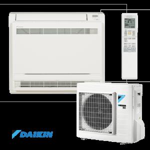 Инверторен климатик Daikin Professional FVXM50F / RXM50M9 - подово тяло на супер цени в Пловдив от Клима Калор ЕООД