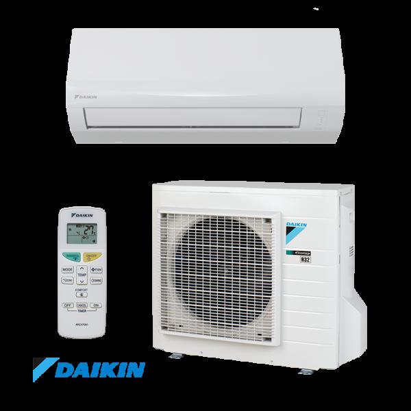 Инверторен климатик Daikin Sensira FTXF50A / RXF50A на супер цени в Пловдив от Клима Калор ЕООД