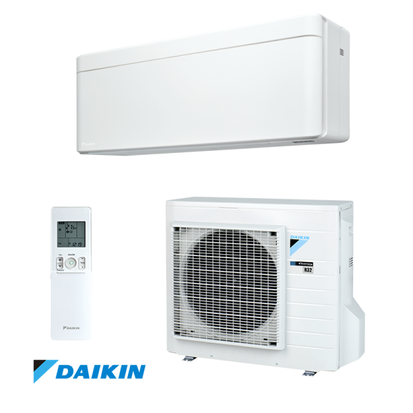 Инверторен климатик Daikin Stylish FTXA20AW / RXA20A на супер цени в Пловдив от Клима Калор ЕООД