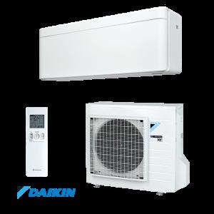 Инверторен климатик Daikin Stylish FTXA25AW / RXA25A на супер цени в Пловдив от Клима Калор ЕООД