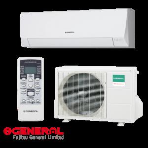 Инверторен климатик Fujitsu General ASHG09LLCC / AOHG09LLCC на супер цени в Пловдив от Клима Калор ЕООД