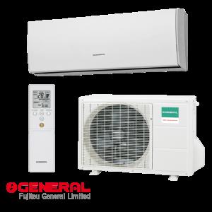 Инверторен климатик Fujitsu General ASHG09LUCA / AOHG09LUCB на супер цени в Пловдив от Клима Калор ЕООД