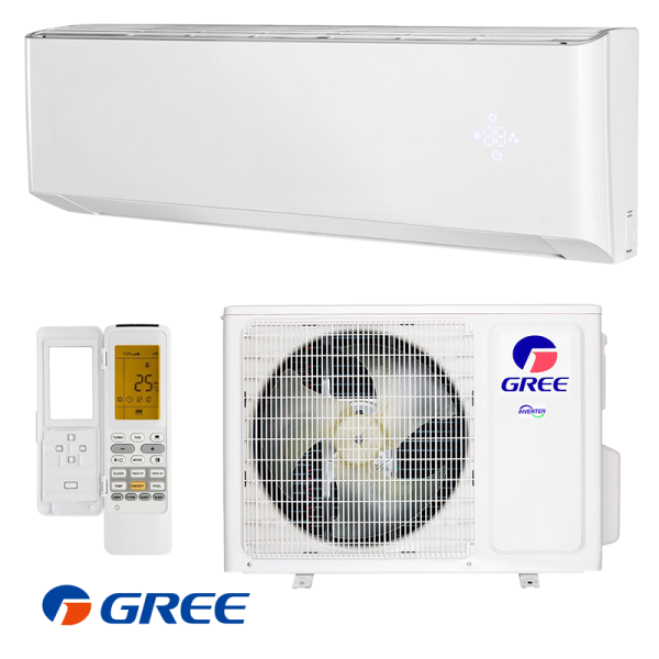 Инверторен климатик Gree Amber GWH12YD / S6DBA1 на супер цени в Пловдив от Клима Калор ЕООД