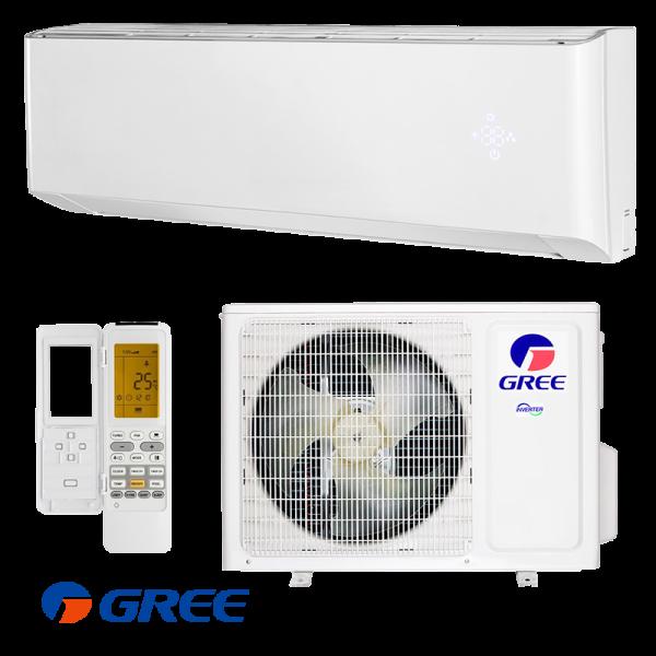 Инверторен климатик Gree Amber GWH18YE / S6DBA1 на супер цени в Пловдив от Клима Калор ЕООД