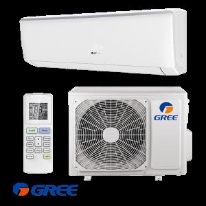 Инверторен климатик Gree Bora GWH24AAD / K6DNA4A на супер цени в Пловдив от Клима Калор ЕООД